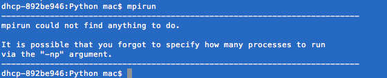 Install MPI on Windows, Mac and Ubuntu – Night Cáfe